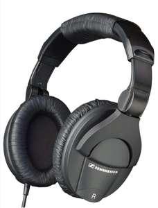 Наушники мониторы Sennheiser HD 280 Pro 3м черный проводные