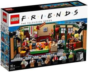 Конструктор LEGO Ideas 21319 Friends Центральная кофейня