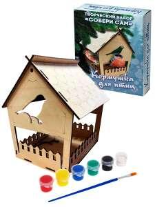 STARPROJECT Кормушка для птиц. Творческий набор