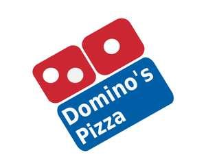 [Мск] Скидки на первый заказ 38% и последующие заказы 35% в Domino's Pizza
