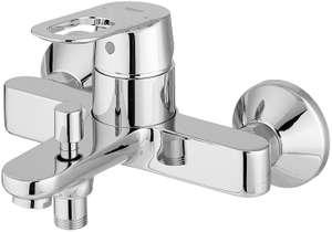 Смеситель для ванны с подключением душа Grohe BauLoop 23341000