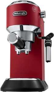 [МСК] Кофеварка рожковая De'Longhi Dedica EC 685, красная