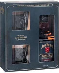 [МСК и МО] Виски Jim Beam Double Oak+2 стакана