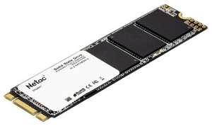 Твердотельный накопитель Netac 128 GB M.2 SATA