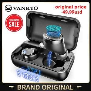 Беспроводные наушники VANKYO X200