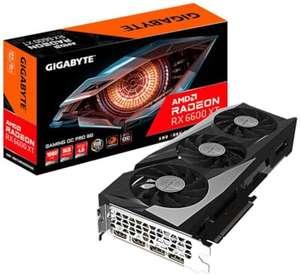 Видеокарта GIGABYTE Radeon RX 6600 XT Gaming OC Pro 8GB (с учетом пошлины и доставки)