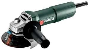 Угловая шлифовальная машина Metabo W 750-125 750вт