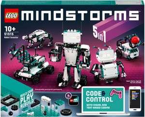 Конструктор LEGO Mindstorms 51515 Робот-изобретатель/радиоуправляемая игрушка/ev3