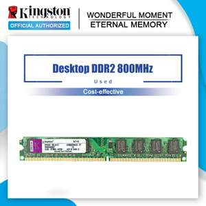 Оперативная память Kingston DDR2, б/у (для Новых пользователей)