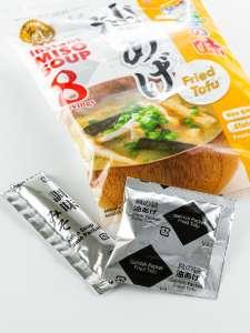 Мисо-суп Марукоме с жареным тофу, 2х8порций (16шт)