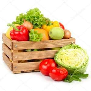 Овощи в ассортименте в Народном (например, лук 1 кг.)