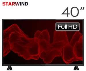 """Телевизор 40"""" Starwind SW-LED40BA201 FullHD на Tmall"""