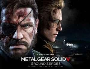 [PC] METAL GEAR SOLID V: GROUND ZEROES (ключ Steam)