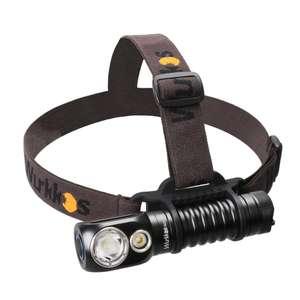Налобный фонарик (Sofirn) Wurkkos HD20