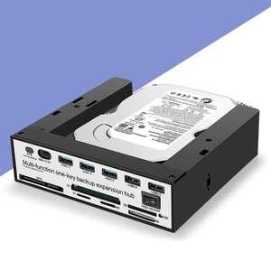 Корпус для 2,5- или 3,5-дюймового жесткого диска HDD