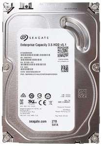 Жесткий диск Seagate 2 TB ST2000NM0008