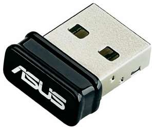 WiFi адаптер Asus USB n10 nano