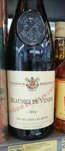 [Новосибирск] Вино Terres de Bel Air Beaumes de Venise 0.75л