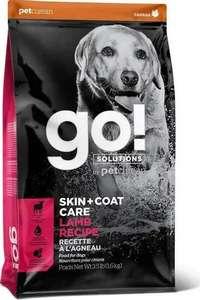 Корм сухой Go! Natural Holistic Skin+Coat Care, со свежим ягненком 11,3 кг (OZON Express)