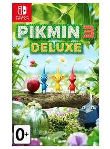 [Nintendo Switch] Игра Pikmin 3 Deluxe