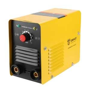 Инверторный сварочный аппарат 220А DEKO DKWM220A Compact 051-4677