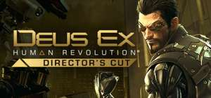 [PC] Серия Deus Ex со скидками (например, Deus Ex: Human Revolution - Director's Cut)