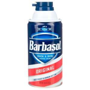 Пена-крем для бритья Barbasol 283мл в tut-prosto и ещё в описании