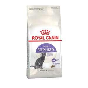 Корм для взрослых стерилизованных кошек всех пород Royal Canin 10 кг