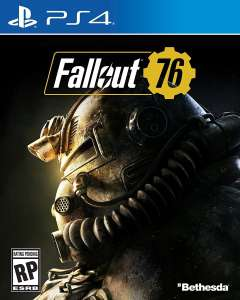 [PS4] Диск Fallout 76