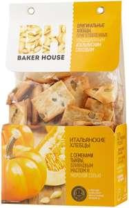 Хлебцы итальянские пшеничные BAKER HOUSE