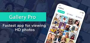 [Android] Gallery No Ads- Photo Manager
