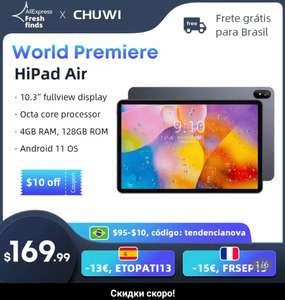 Планшет Chuwi HiPad Air 4/128