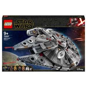 Конструктор LEGO Star Wars Episode IX 75257 Сокол Тысячелетия