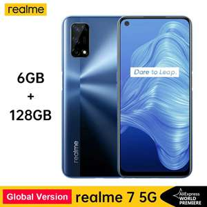 Смартфон Realme 7 5G 6/128 Гб (в приложении)