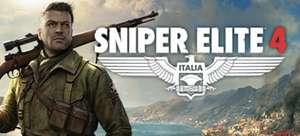 [PC] Sniper Elite 4