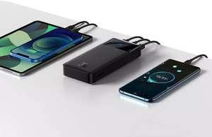 Power Bank Baseus 30000 мАч с поддержкой быстрой зарядки