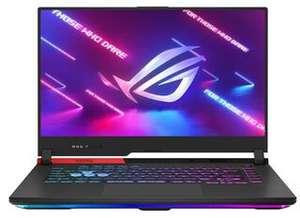 Ноутбук ASUS ROG STRIX G15 4800H/3060/512SSD/16RAM/144HZ + подборка