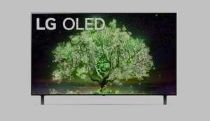 Телевизор LG OLED48A1RLA 48'' 4K Smart