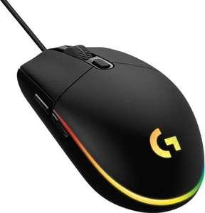 Игровая мышь проводная Logitech G102 LightSync (из-за границы)