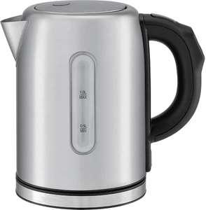 Электрический чайник HIPER IoT Kettle ST1, серебристый