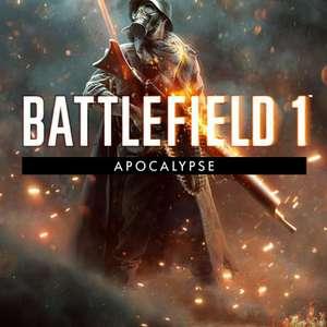 [PC, PS4] Бесплатно: Battlefield 1 Apocalypse & Battlefield 4 Dragon's Teeth (DLC)
