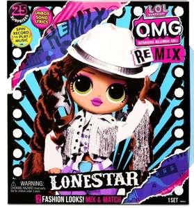 Кукла L.O.L. Surprise! OMG REMIX LoneStar