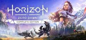 Скидки на многие игры в Steam (например, Horizon Zero Dawn Complete Edition)