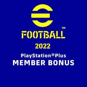 Бонус для подписчиков PlayStation Plus для игры eFootball™ 2022