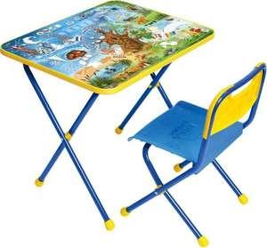 Подборка детской мебели Nika (напр. комплект детской мебели Nika КП)