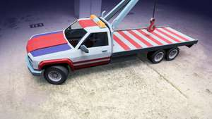 [PC] Бесплатно Road Patrol Truck - Симулятор управления грузовиком (Microsoft Store)