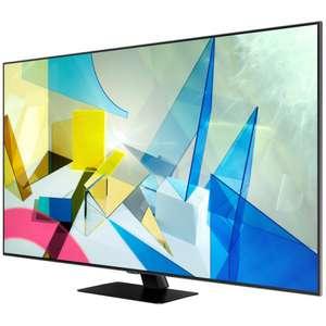 """[не везде] Телевизор QLED Samsung QE55Q87TAU 55"""""""