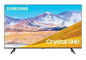 """[Наличие не везде] 85"""" 4К Smart TV Samsung UE85TU8000U и другие в эльдорадо"""