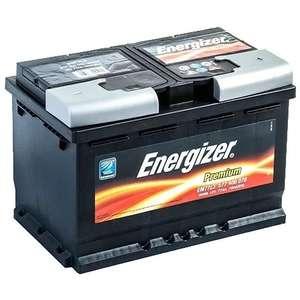 Аккумулятор автомобильный ENERGIZER Premium 77Ач 780A (577 400 078 em77l3)