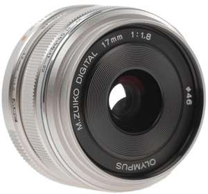 Объектив Olympus 17mm F1.8 M.ZUIKO DIGITAL